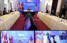 AMM 53:美国国务院重温越美两国突出的合作成就