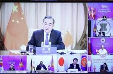 AMM 53:东盟与中日韩外长会释放推进区域经济一体化的明确信号
