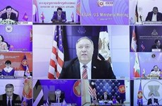 AMM 53:美国高度评价东盟新冠肺炎疫情信息透明化