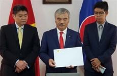 越南与巴拿马促进双边合作