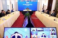 AMM 53: 柬埔寨再次重申促进东盟与各伙伴关系的承诺