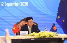 越通社简讯2020.9.12
