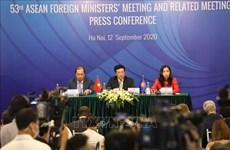 ASEAN 2020: 越南所提出的10项倡议获得第53届东盟外长会和相关会议批准