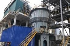 越南S95级粒化高炉矿渣粉首次对外出口