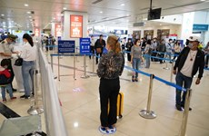 越南各家航空公司增加往返岘港的航班数量