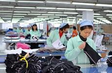 中国公司对南定省亮东纺织工业区投资2亿多美元