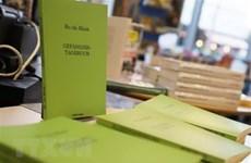 胡志明主席《狱中日记》德语版再版