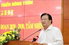 郑廷勇副总理:越南畜牧业的出口前景广阔