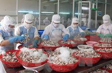 12家越南企业重新获批向沙特阿拉伯出口海产品