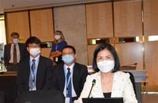 联合国人权理事会第四十五届会议开幕