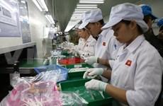 越南经济在新冠肺炎疫情暴发时仍稳定增长