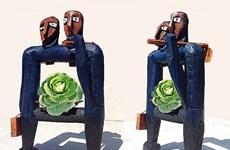 2020年河内-西贡雕刻展将于9月18日至10月18日在河内举行