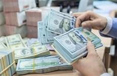 9月16日越盾对美元汇率中间价上调5越盾