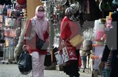 2020年8月印尼外贸顺差23.3亿美元