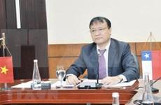 确立越南在全球供应链中的地位