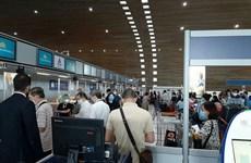 将近280名越南公民从欧洲接回国