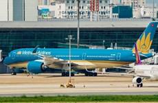越南各家航空公司拟定国际定期飞行计划
