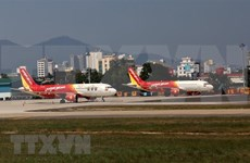 受第五号台风影响 岘港、朱莱和富牌等机场被暂时关闭