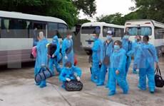 9月17日下午越南新增3例输入性新冠肺炎确诊病例