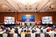 变换中的劳务世界的人力资源开发东盟劳动教育部长级会议召开