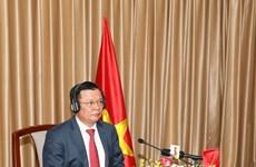 越南分享在财政收入下降阶段为应对新冠肺炎疫情采取的财政机制