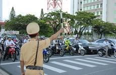 """岘港市继续发挥""""五个无""""、""""三个有""""和""""四个安""""计划的效率"""