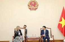 越南与瑞典致力加强文体旅游领域合作