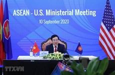 美国临时代办高度评价越南在东盟主席岗位上的努力