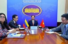 越南与委内瑞拉召开第八次外交部副外长级政治磋商