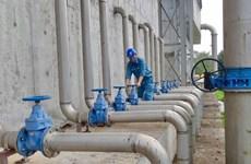 河内市给受疫情影响的民众全免水费