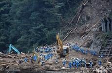 日本找到超强台风海神中失踪越南实习生遗体