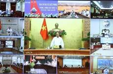 阮春福总理:每个国际航班实施针对性的具体防疫方案