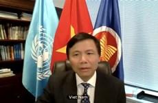 第75届联合国大会:越南是联合国强有力的伙伴