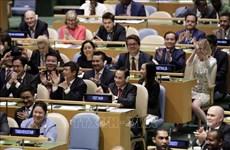 越南在联合国的烙印