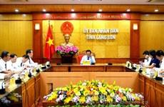 深化越南谅山省与中国广西壮族自治区的关系