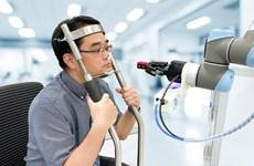 新加坡新研发机器人可为新冠肺炎患者更快更安全地进行检测