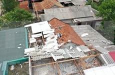 越南红十字会向广治、承天顺化省受灾群众提供救助