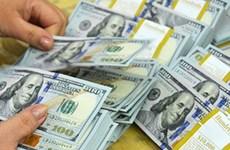 9月21日越盾对美元汇率中间价上调5越盾