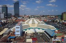 2020年前8月柬埔寨与美国贸易金额增长近17%