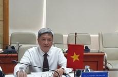 越南卫生部与世界卫生专家就在疫情的背景下非传染性疾病的治疗问题展开讨论