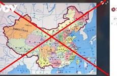 一名外籍男士因在社交网上散发标注错误国家主权的越南地图而受处罚