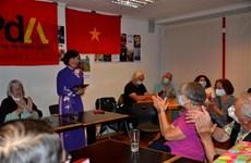 瑞士劳动党举行越南宣读独立宣言75周年纪念仪式