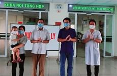 越南无新增新冠肺炎确诊病例 新增治愈病例10例
