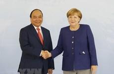 越南与德国关系焕发出持久而强大的生命力