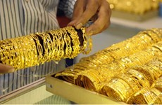 9月23日上午越南国内黄金价格小幅波动