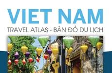 """""""越南旅游地图集""""第十版正式发行"""
