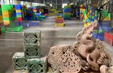 越南国会办公厅举行国会大厦地下考古发现展示馆交接仪式