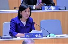 越南出席世界知识产权组织成员国大会第61届系列会议