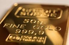 9月24日上午越南国内黄金价格降至5600万越盾以下