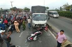 今年前9个月全国交通事故死亡人数4876人